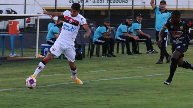 O Botafogo empatou o clássico Come-Fogo por 0 a 0, nesta terça-feira (12), no Estádio Palma Travassos, pela quinta rodada da Copa Paulista. Confira os melhores momentos do clássico e a entrevista do técnico Samuel Dias.