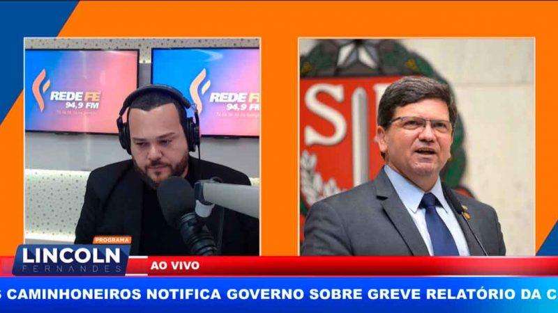 DEPUTADO MAJOR MECCA TAMBÉM SE POSICIONA CONTRA A PLC 26 DE JOÃO DÓRIA