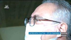 RENAN CALHEIROS VAI PEDIR INDICIAMENTO DE JAIR BOLSONARO