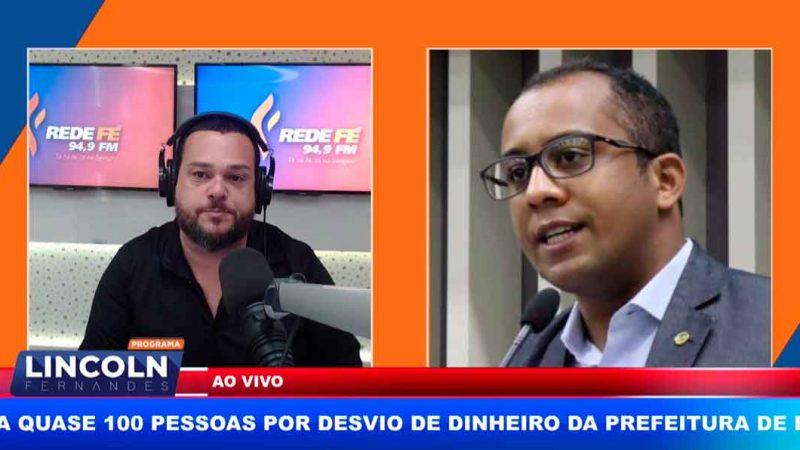 VEREADOR FREDERICO MORAES FALA SOBRE PANORAMA POLÍTICO NA NOSSA REGIÃO